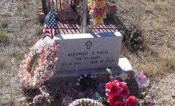 Alfonso E. Vigil