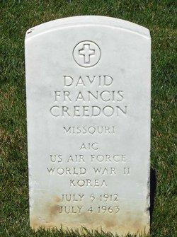 David Francis Creedon