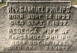 Rev Samuel Philips