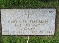 Gary Lee Feldman