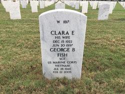 Clara E Fish