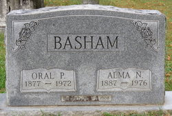 Alma Nancy Basham