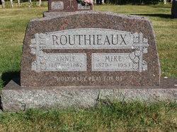 Annie <I>Ducat</I> Routhieaux