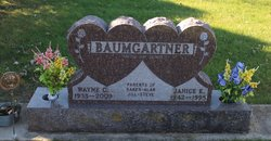 Janice K <I>Morgan</I> Baumgartner