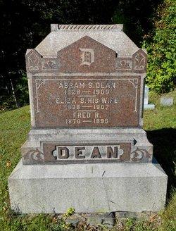 Abraham Swick Dean