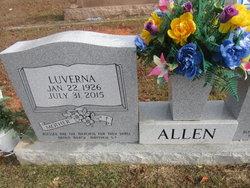 Luverna Modina <I>Tubbs</I> Allen