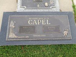 Elsie May <I>Edwards</I> Capel