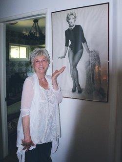 Betty <I>Krachey</I> Glover