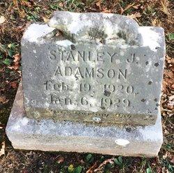 Stanley J Adamson