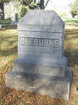 William Cleburne