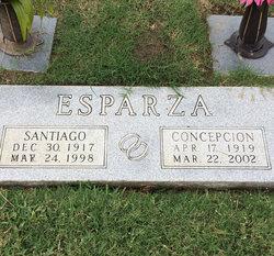 Concepcion F. <I>Franco</I> Esparza