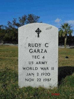 Rudy C Garza