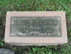 Frank B DeWolf