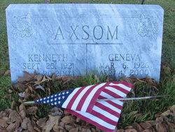 Kenneth Axsom