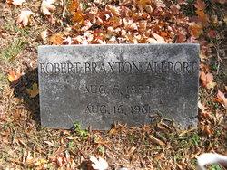 Robert Braxton Allport Sr.