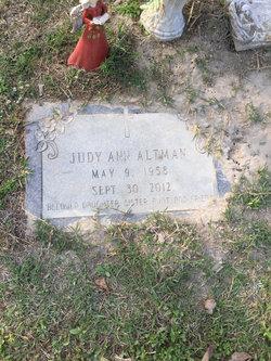 Judy Ann Altman