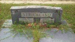 Mamie C. <I>Strickland</I> Strickland