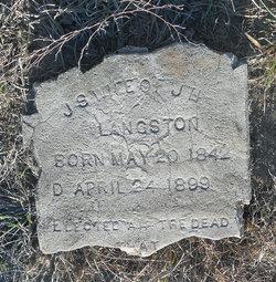 Jane S Langston