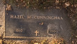 Hazel M. <I>Drumm</I> Cunningham