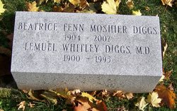 Beatrice Fenn <I>Moshier</I> Diggs