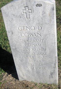 Geno D Cowan