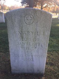 Mary L Cywinski
