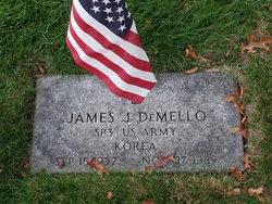 James J Demello