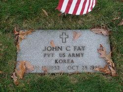 John C Fay
