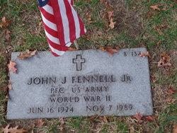 John J Fennell, Jr