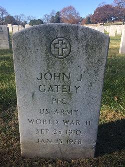 John J Gately