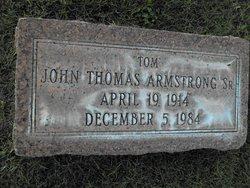 John Thomas Tom Armstrong, Sr