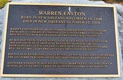 Warren Easton