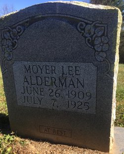 Moyer Lee Alderman