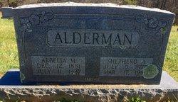 Arbelia Minta <I>Sumner</I> Alderman