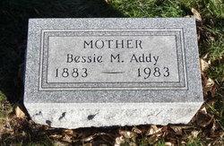 Bessie Mabel <I>Wirt</I> Addy