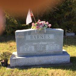 Donna Mae <I>Morgan</I> Barnes