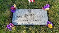 Ruth Ann <I>Connery</I> Small
