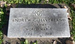 Andrew G Haverland