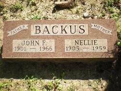 John Franklin Backus Sr.