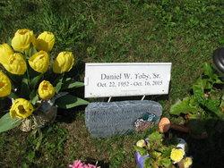 Daniel Wayne Toby, Sr