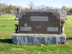 John Anton Hribar