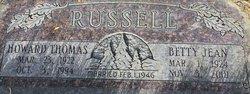 Howard Russell