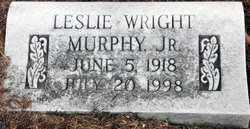 Leslie Wright Murphy, Jr