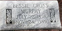 Bessie Lee <I>Cross</I> Murphy