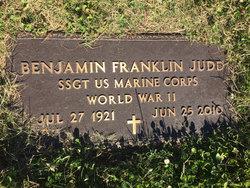 Benjamin Franklin Judd
