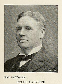 Felix Lafayette LaForce