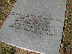 Leland Hargreaves Dame
