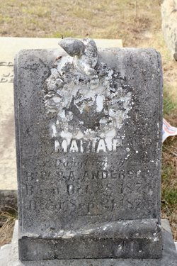 Maria P Anderson