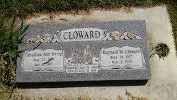 Geraldine Ann <I>Ewing</I> Cloward