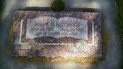 """Ralph Milton """"Hutch"""" Hutchings"""